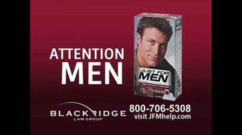Black Ridge Law Group TV Spot, 'Just For Men Lawsuit' - Thumbnail 1