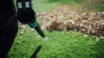Makita TV Spot, 'Rule the Outdoors: Chainsaw and Blower' - Thumbnail 5