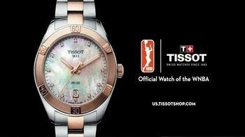 Tissot PR 100 Lady Small TV Spot, 'Official Watch' - Thumbnail 9