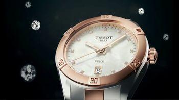 Tissot PR 100 Lady Small TV Spot, 'Official Watch' - Thumbnail 2