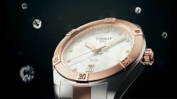 Tissot PR 100 Lady Small TV Spot, 'Official Watch'