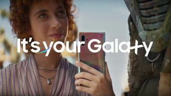 Samsung Galaxy TV Spot, 'Create What You Want: Chronicles of Fishman' - Thumbnail 8