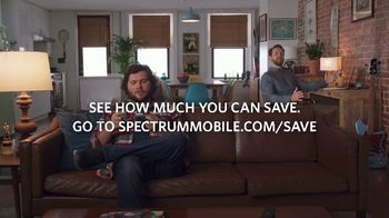 Spectrum Mobile TV Spot, 'Housemates: Family' - Thumbnail 8