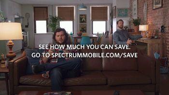 Spectrum Mobile TV Spot, 'Housemates: Family' - Thumbnail 8