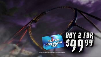 Six Flags Fright Fest TV Spot, 'Take Your Fear for a Ride: Two for $99' - Thumbnail 5