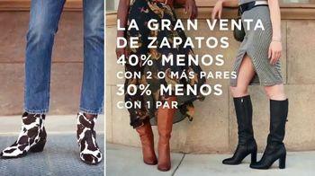 Macy's Venta de Diamates y Zapatos TV Spot, 'Tantas formas de ahorrar' [Spanish] - Thumbnail 3