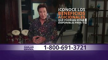 MedicareAdvantage.com TV Spot, 'Beneficios adicionales' con Fernando Allende [Spanish] - Thumbnail 2