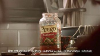 Prego Traditional TV Spot, 'Pasta Experts' - Thumbnail 9