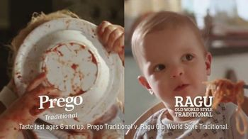 Prego Traditional TV Spot, 'Pasta Experts' - Thumbnail 7