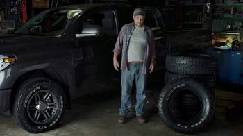 Cooper Tires Discoverer AT3 TV Spot, 'Uncle Cooper' Featuring Lenny Venito