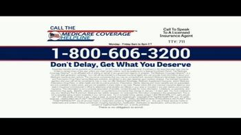 Medicare Coverage Helpline TV Spot, 'Get What You Deserve' Featuring Joe Namath - Thumbnail 9