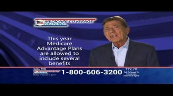 Medicare Coverage Helpline TV Spot, 'Get What You Deserve' Featuring Joe Namath - Thumbnail 2