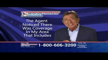 Medicare Coverage Helpline TV Spot, 'Get What You Deserve' Featuring Joe Namath - Thumbnail 4