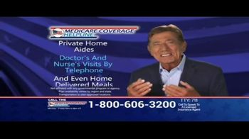 Medicare Coverage Helpline TV Spot, 'Get What You Deserve' Featuring Joe Namath - Thumbnail 7