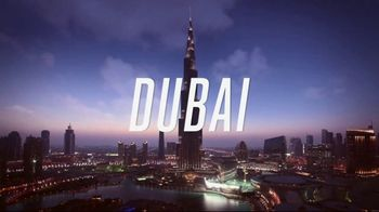 Emirates TV Spot, \'Dubai Awaits\'
