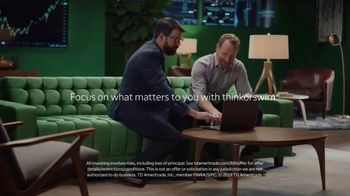 TD Ameritrade thinkorswim TV Spot, 'Green Room: A Customized Trading Experience' - Thumbnail 9
