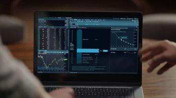 TD Ameritrade thinkorswim TV Spot, 'Green Room: A Customized Trading Experience' - Thumbnail 5