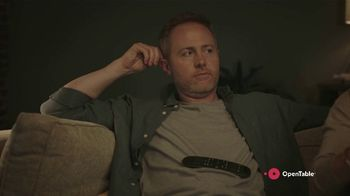 OpenTable TV Spot, 'End Din-Decision: Date Night'