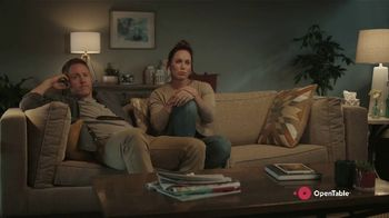 OpenTable TV Spot, 'End Din-Decision: Date Night' - Thumbnail 1