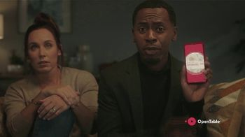 OpenTable TV Spot, 'End Din-Decision: Date Night' - Thumbnail 5