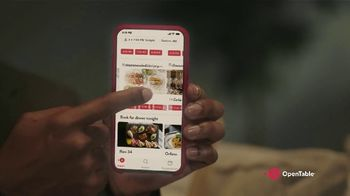 OpenTable TV Spot, 'End Din-Decision: Date Night' - Thumbnail 6