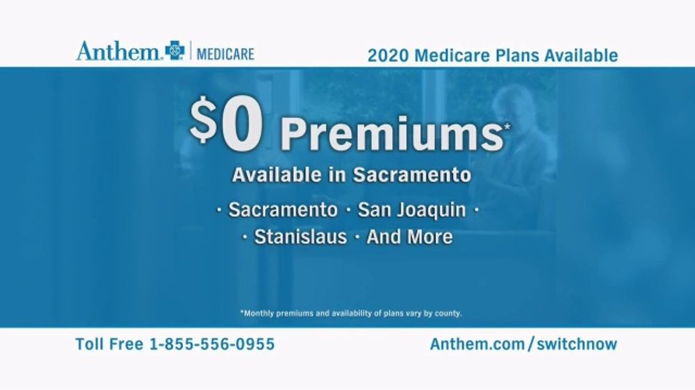 Anthem Blue Cross and Blue Shield Medicare TV Commercial ...