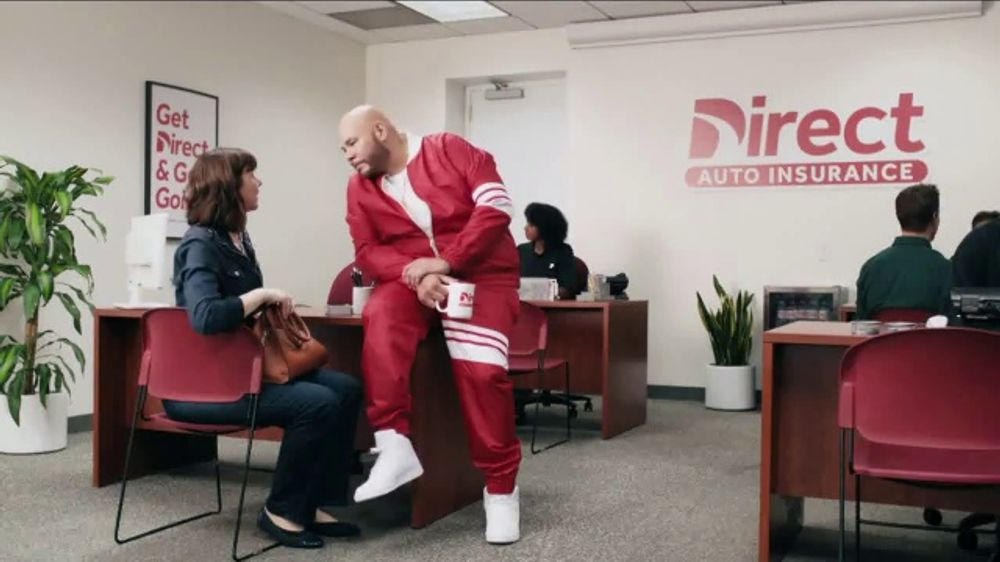 Direct Auto Insurance Tv Commercial Get Direct Get Going Fat Joe Ispot Tv