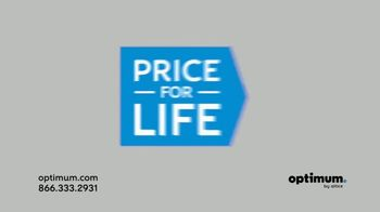Optimum Altice One + Internet Price for Life TV Spot, 'Changes' - Thumbnail 1