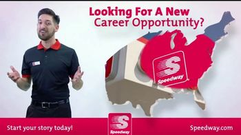 Speedway TV Spot, 'Career Opportunities'