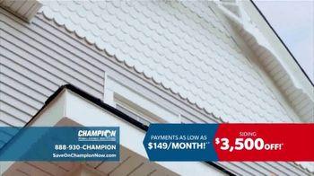 Champion Siding TV Spot, 'Transform Your Home' - Thumbnail 3