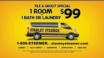 Stanley Steemer Tile & Grout Special TV Spot, 'Clean and Healthy' - Thumbnail 4