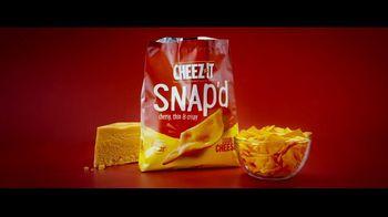 Cheez-It Snap'd TV Spot, 'Cheese Crisis' - Thumbnail 7