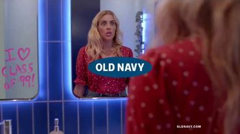 Old Navy High-Rise Slim Straight Jeans TV Spot, 'Reunion: 50% Storewide' Feat. Busy Philipps - 927 commercial airings