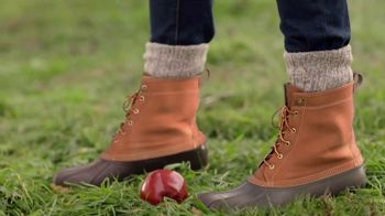 L.L. Bean Bean Boots TV Spot, 'The Chamois-Lined Bean Boot' Song by Lady Bri
