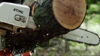 STIHL TV Spot, 'Real STIHL: Blower and Chain Saw' Song by Sacha James Collisson - Thumbnail 3