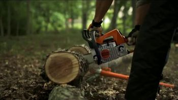 STIHL TV Spot, 'Real Stihl: Save $60 and MS 250 Chainsaw for $299' - Thumbnail 3