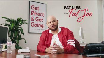 Direct Auto Insurance TV Spot, 'Fat Lies with Fat Joe'