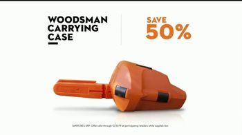 STIHL TV Spot, 'Real Stihl: MS 271 Chainsaw, Woodsman Carrying Case and BG 50 Blower'