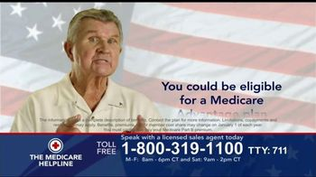 The Medicare Helpline TV Spot, 'Benefits' Featuring Mike Ditka - 1099 commercial airings