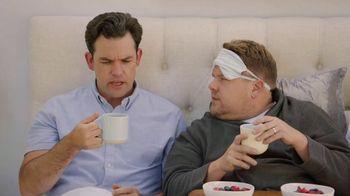 Keurig K-Duo TV Spot, 'Spinner: Breakfast in Bed' Featuring James Corden - 3164 commercial airings