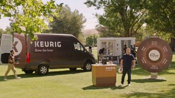 Keurig K-Duo TV Spot, 'Spinner: Breakfast in Bed' Featuring James Corden - Thumbnail 1