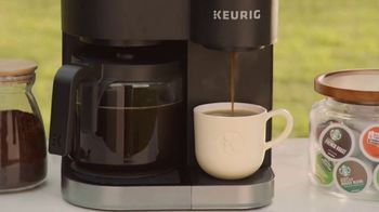 Keurig K-Duo TV Spot, 'Spinner: Breakfast in Bed' Featuring James Corden - Thumbnail 7