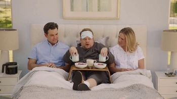 Keurig K-Duo TV Spot, 'Spinner: Breakfast in Bed' Featuring James Corden - Thumbnail 9