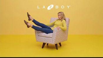 La-Z-Boy Columbus Day Sale TV Spot, 'Swivel' Featuring Kristen Bell