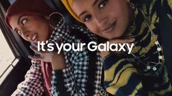 Samsung Galaxy TV Spot, 'Create What You Want' Song by Sofi Tukker - Thumbnail 10