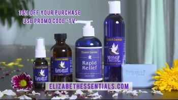 Elizabeth Essentials Rapid Relief TV Spot, 'Cope With the Stress of Everyday Life' Featuring Kevin Harrington - Thumbnail 7