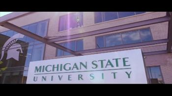 BTN LiveBIG TV Spot, 'Michigan State Shows Their Commitment to a Community' - Thumbnail 3