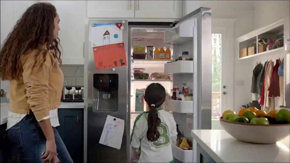 The Home Depot TV Commercial, \'Upgrade Your Appliances: LG Kitchen Package\'  - Video