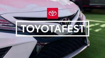 Toyotafest TV Spot, 'Favorite Features' [T2] - Thumbnail 2