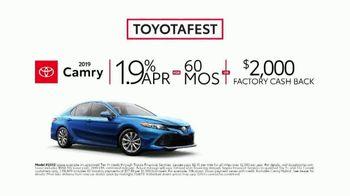 Toyotafest TV Spot, 'Favorite Features' [T2] - Thumbnail 6